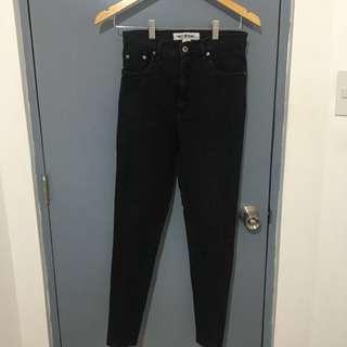 Next Faded Skinny Highwaist Jeans