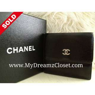 Sold Chanel Wallet 2