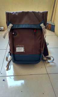 Bodypack turner L backpack, kantong casual laptop