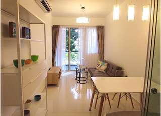 Furnished 3BR Unit at Hillview Terrace