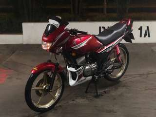 WTS Yamaha RXZ