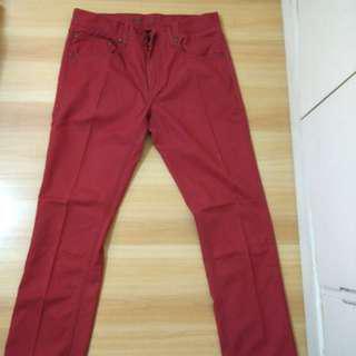 Forever 21 Men 5 Pocket Jeans