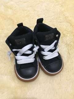 Converse Black Shoes Slip On