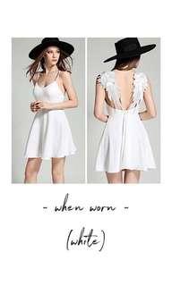 Angel Dress (white)