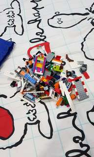 Lego (original all parts have lego stamped)