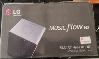 LG Music Flow H3