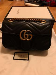 Gucci GG Marmont bag -  brand new