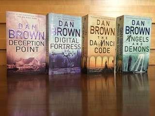 Dan Brown - Book Series