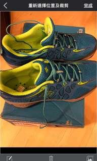 Columbia 行山運動鞋男裝44碼100%新
