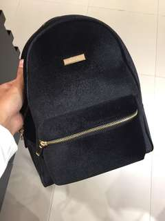 Aldo Authentic Backpack Black