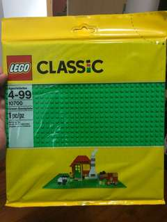 Lego Green Baseplate (sealed) save $4