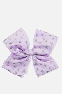 Cotton On Kids Statement Bow - Orchid Bouquet