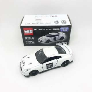 Takara Tomy Tomica Nissan GT-R 2017 Beyond The Motor TMS (2pcs Available)