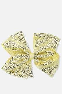 Cotton On Kids Statement Bow - Gold