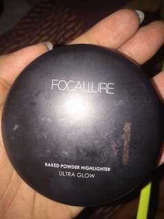 FREE ONGKIR! Focallure Beam Highlighter Shade 03