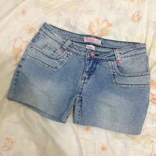 BUBBLEGUM USA Denim Shorts