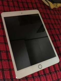 Ipad Mini 3 Gold 16GB Wifi Only