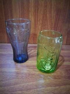 Coca Cola glasses