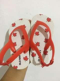 Old navy slipper