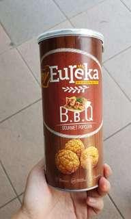 🚚 Eureka bbq flavour popcorn