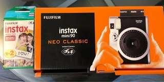 FujiFilm 即影即有相機