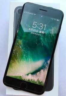 iPhone 7 Plus 32gb 黑色