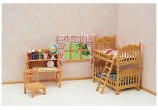 Sylvanian Families/Calico critters New Children's bedroom set