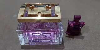 Escada Authentic Parfume + free Nina Ricci Travel Size.