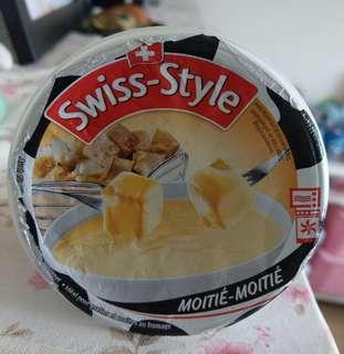 瑞士芝士火鍋