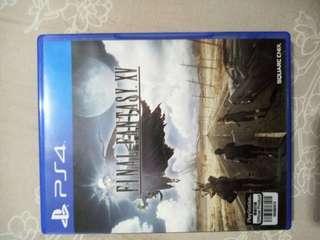 Final Fantasy XV Reg 3
