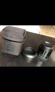 Sony sigma 19mm f2.8 Art lens