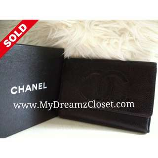Sold Chanel Wallet 4