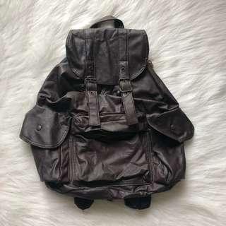 Vintage backpack rucksack