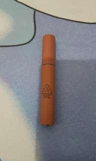 3CE Velvet Lip Tint shade New Nude 95%