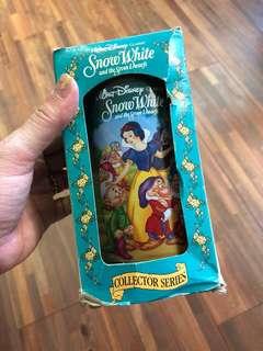 🚚 迪士尼白雪公主水杯