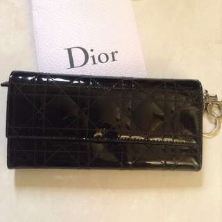 Authentic Dior Croisiere Wallet WOC