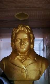 貝多芬石像
