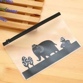 Forest animal pencil case (bulk purchase only >30pc)
