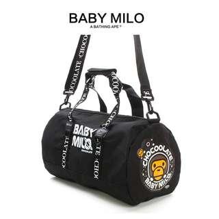 Bathing Ape Chocolate Baby Milo Bag