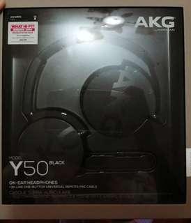 AKG Y50耳機
