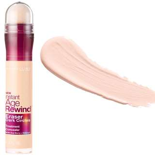 NOW $10 NEW Maybelline Instant Age Rewind Concealer Fair/Clair