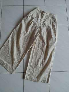 High Waisted Cullote Pant