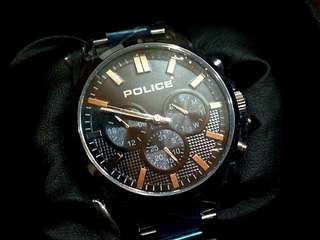 Police men's watch