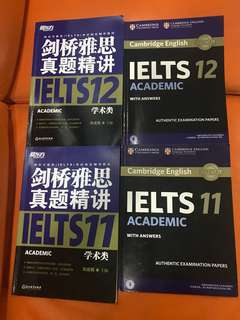 IELTS Books 11-12
