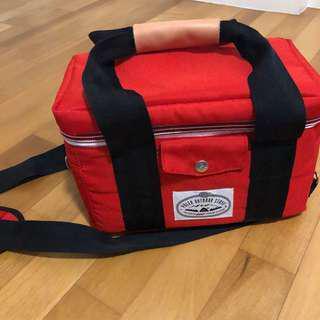 Red Poler camera bag