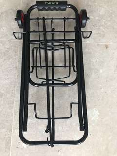Hurom foldable trolley