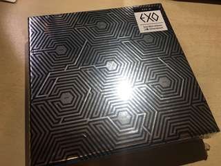 [未開封100%NEW]EXO專輯 2nd Mini Album Overdose 上癮 (Exo-M)