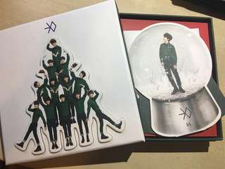 [100%NEW] EXO專輯 Miracles in December