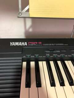 Yamaha Digital Piano PSR-3