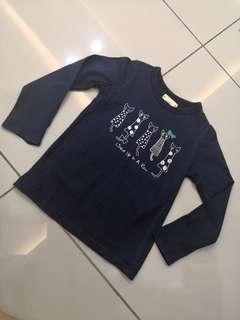 GITA Dark Blue Shirt (5-6y)